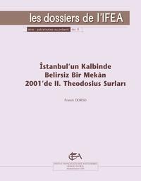Franck Dorso - İstanbul'un Kalbinde Belirsiz Bir Mekân - 2001'de II. Theodosius Surları.