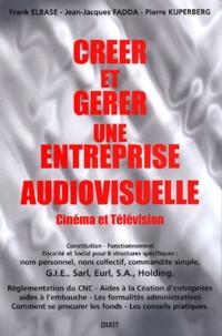 Deedr.fr Créer et gérer une entreprise audiovisuelle Image