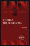 Franck Eliard - Fiscalités des successions.