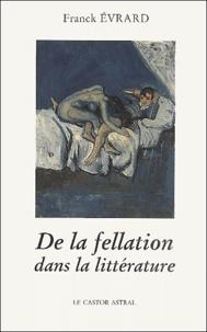 Franck Evrard - .