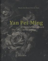 Franck Gautherot - Yan Pei-Ming, L'Homme qui pleure.