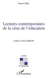 Lectures contemporaines de la crise de léducation.pdf