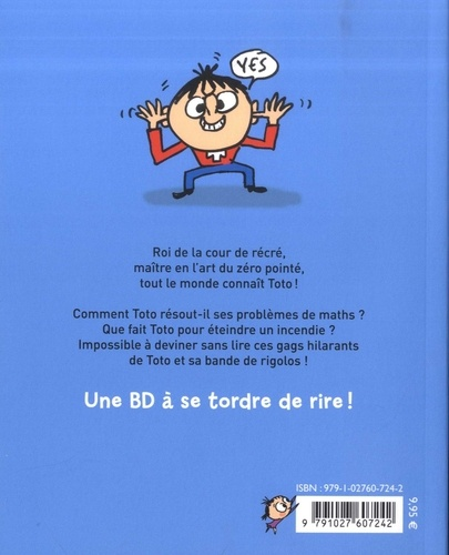 Toto Tome 8 Mets le turbo !
