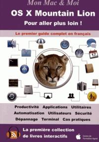 Franck Gonzales - OS X Mountain Lion - Pour aller plus loin !.