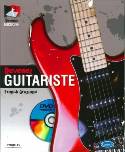 Franck Graziano - Devenez guitariste. 1 DVD