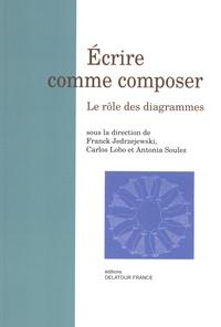 Franck Jedrzejewski et Carlos Lobo - Ecrire comme composer : le rôle des diagrammes.