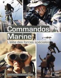 Franck Jubelin et Roch Pescadère - Forces spéciales, plongée au coeur des commandos marine.