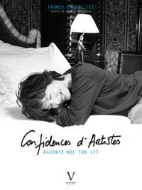 Franck Laguilliez et Franck Arrondeau - Confidences d'Artistes - Raconte-moi ton lit.