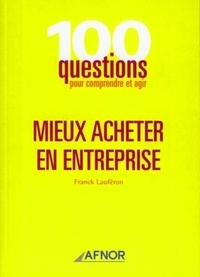Franck Lauféron - Mieux acheter en entreprise.