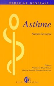 Franck Lavergne - Asthme.
