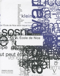 LEcole de Nice - Paroles dartistes.pdf