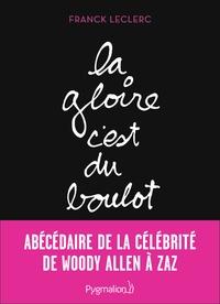 La gloire, cest du boulot.pdf