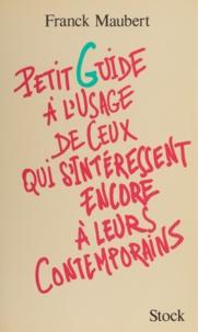 Franck Maubert - .