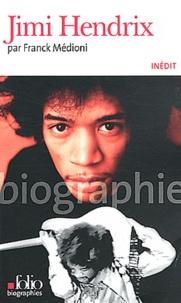 Franck Médioni - Jimi Hendrix.