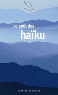 Franck Médioni - Le goût des haïku.