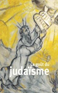 Franck Medioni - Le goût du judaïsme.