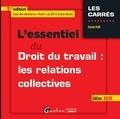 Franck Petit - L'essentiel du droit du travail : les relations collectives.