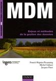 Franck Régnier-Pécastaing et Michel Gabassi - MDM - Enjeux et méthodes de la gestion des données.