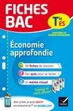 Franck Rimbert - Fiches bac Économie approfondie Tle ES - fiches de révision Terminale ES.