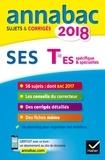 Franck Rimbert et Denis Martin - Sciences économiques et sociales Tle ES - Sciences sociales et politiques, Economie approfondie - Sujets et corrigés.
