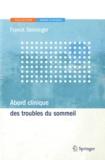 Franck Senninger - Abord clinique des troubles du sommeil.