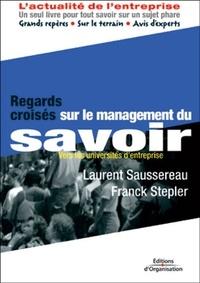 Alixetmika.fr Sur le management du savoir. Vers les universités d'entreprise Image