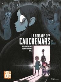 Franck Thilliez - La brigade des cauchemars Tome 1 : Sarah - 48h de la BD 2020.