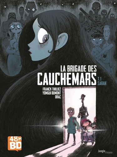 La brigade des cauchemars Tome 1 Sarah. 48h de la BD 2020 -  -  Edition limitée
