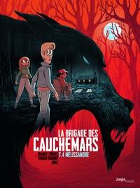 Franck Thilliez et Yomgui Dumont - La brigade des cauchemars Tome 4 : Mélissandre.