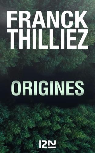 Franck Thilliez - Origines.