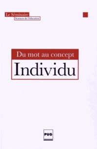 Accentsonline.fr Individu - Du mot au concept Image