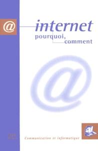 Franck Valadier et Philippe Auger - Internet - Pourquoi, comment.