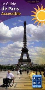 Franck Vermet - Le guide de Paris accessible.