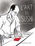 Franckie Alarcon - L'art du sushi.