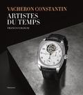 Franco Cologni - Vacheron Constantin - Artistes du temps.