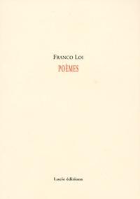Franco Loi - Poèmes.
