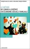 François Aballéa - Le métier de conseiller(ère) en économie sociale familiale.