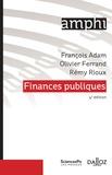 François Adam et Olivier Ferrand - Finances publiques.