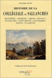 François-Alexis Coutin - Histoire de la collégiale de Sallanches - Argentière, Chamonix, Cordon, Domancy, Les Houches, Saint-Gervais, Saint-Martin, Servoz, Vallorcine.