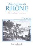 François-André Varnet - Département du Rhône - Dictionnaire des communes.