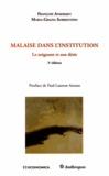 François Ansermet et Maria-Grazia Sorrentino - Malaise dans l'institution - Le soignant et son désir.