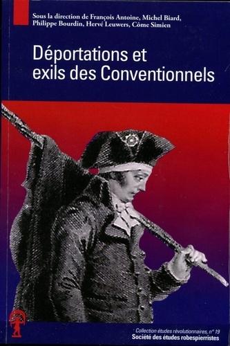 Déportations et exils des Conventionnels