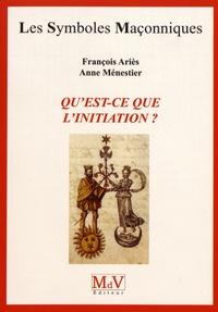 Deedr.fr Qu'est-ce que l'initiation ? Image