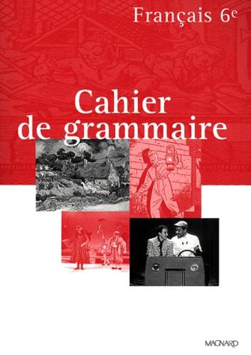 Francais 6eme Cahier De Grammaire