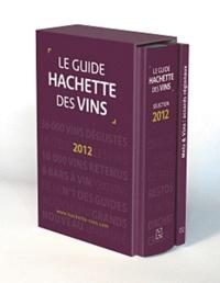 François Bachelot et Stéphane Rosa - Le guide Hachette des vins - Coffret 2 volumes : Le guide Hachette des vins ; Mets & Vins : accords régionaux.