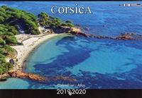 François Balestrière - Calendrier Atlas Corsica.