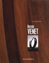 François Barré et Jean-Pierre Plundr - Bernar Venet - A Cergy-Pontoise.