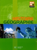 François Barrié et Michel Corlin - Histoire-Géographie Bac Pro Tle professionnelle.