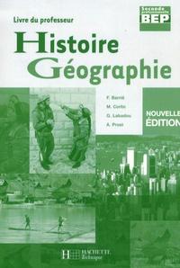 Histoire géographie, BEP 2e professionnelle - Livre du professeur.pdf