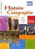 François Barrié et Michel Corlin - Histoire Géographie Tle BEP.